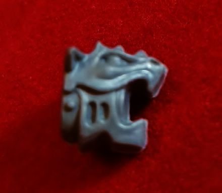 Chaos Space Marine Tank Vehicle small Demon Head Icon (A)